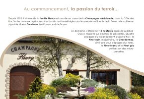 BROCHURE INT CHAMPAGNE FLEURY
