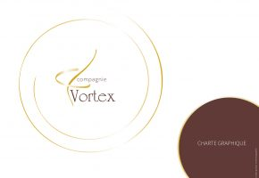 CHARTE GRAPHIQUE CIE VORTEX P.1