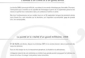 DOSSIER DE PRESSE O'DE MAILLY GRAND CRU PRINT4