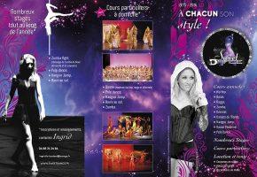 FLYER SWEET DANCE 2015 2016 RECTO