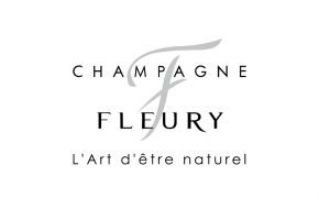 LOGO CHAMPAGNE FLEURY