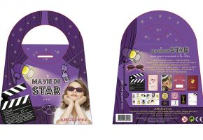 PACK KIT STAR PRINT