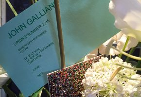 PHOTO INVITATIONS GALLIANO ET VALLI