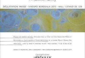 MAILLY INVITATION VINEXPO 2015 PRINT